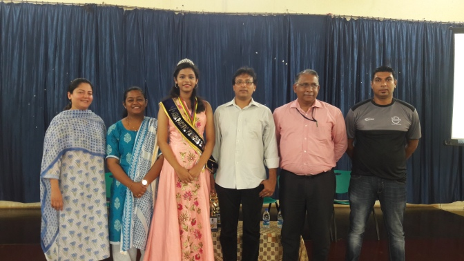 Diya Ravi Kumar wins 4 titles at International Miss Pre-Teen Contest held at Thailand