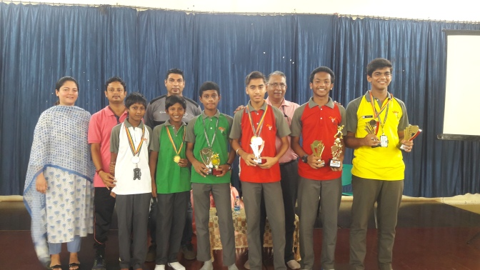The Yenepoya School Cricket Team emerges victorious after many wins at  Sri Lanka